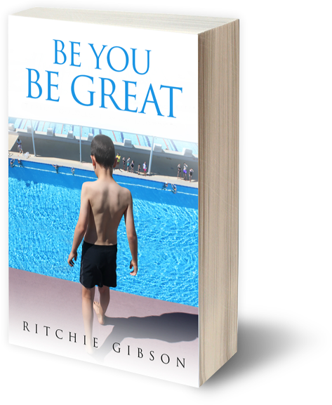 'Be You Be Great' book cover